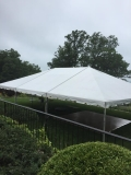 Rental store for 30x 45, WHITE - NAVI-LITE FRAME TENT in Chicago IL