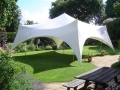 Where to rent 28x28, WHITE - CAPRI POLE TENT in Chicago IL