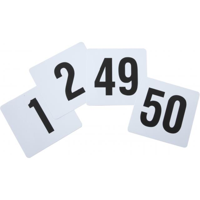 Where to find NUMBERS 1-50 for stand in Chicago