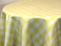 Where to rent YELLOW   WHITE, GINGHAM COLLECTION in Chicago IL