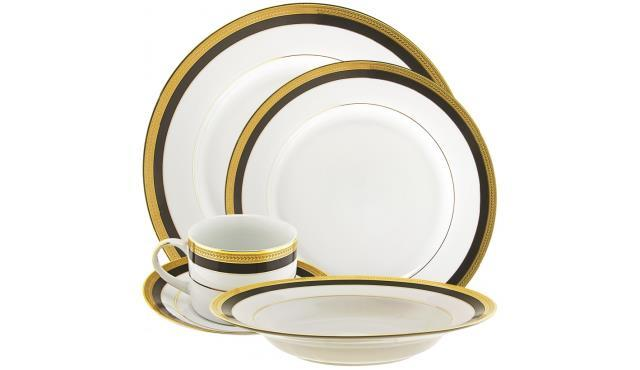 Where to find CHINA,Imperial Onyx Plateware Kit in Chicago