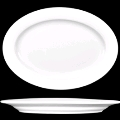 Rental store for CHINA 12  Oval Platter Ea in Chicago IL