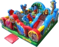 Where to rent INFLATABLE ANIMAL KINGDOM in Skokie IL