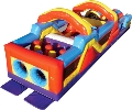 Where to rent INFLATABLE 34  OBSTACLE COURSE in Chicago IL