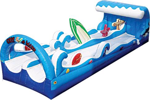 Water Inflatable Rentals Chicago