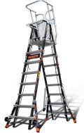 Where to rent LADDER, 8 8  OSHA ROLLING WORK PLATFORM in Chicago IL