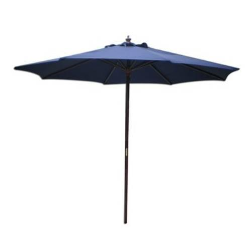 Where to find UMBRELLA 9  NAVY BLUE w guide in Chicago