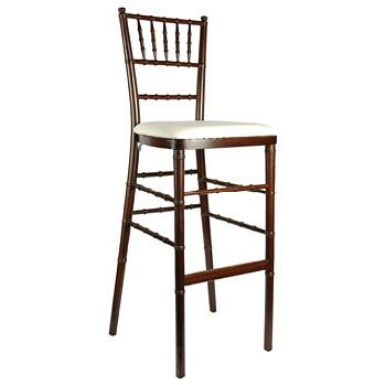 Where to find BAR STOOL, CHIAVARI FRUITWOOD in Chicago