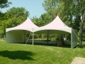 Rental store for 20x 40, HIGH PEAK FRAME TENT in Chicago IL