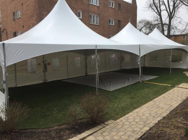 Where to find 20x 50, WHITE-TENTNOLOGY FRAME TENT in Chicago