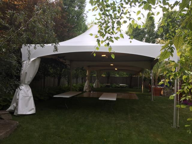 Where to find 20x 60, HIGH PEAK FRAME TENT in Chicago