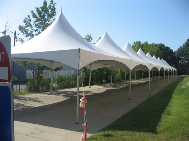 Where to find 20x 90, HIGH PEAK FRAME TENT in Chicago