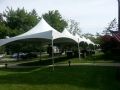 Rental store for 20x100, HIGH PEAK FRAME TENT in Chicago IL