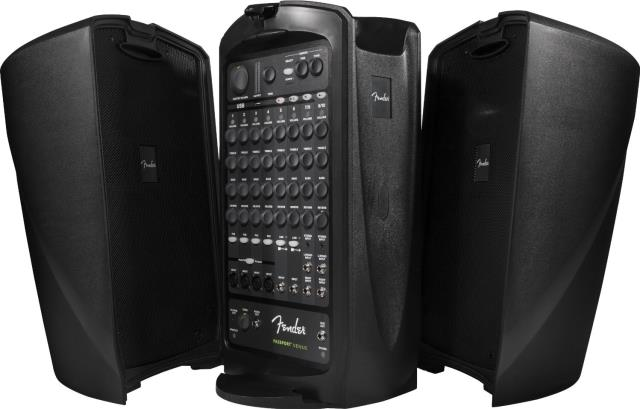 Where to find PA, FENDER PRO 500w 2spkr 2mike in Chicago
