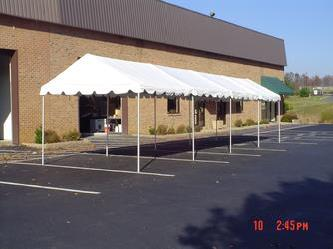 Where to find 10x40 MARQUEE, WHITE in Chicago