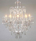 Where to rent ___LIGHT, CHANDELIER WHITE CRYSTAL in Chicago IL