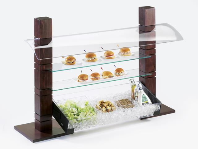Where to find TRAY, BUFFET PILLAR DISPLAY in Chicago