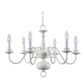 Where to rent ___LIGHT, 6 CHANDELIER BRASS in Chicago IL