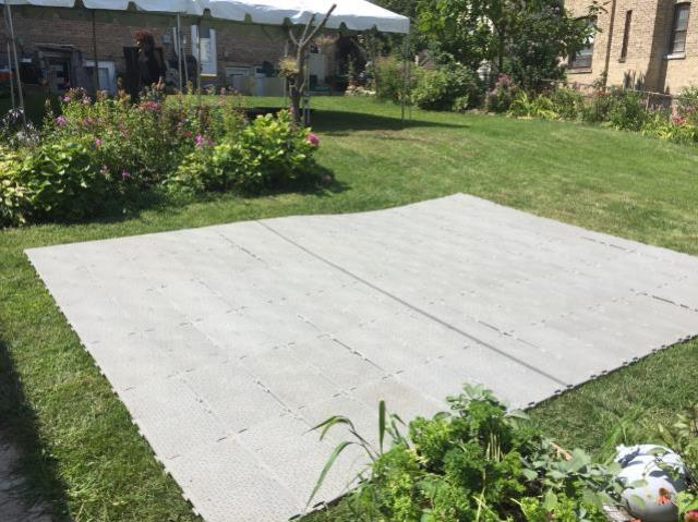 Where to find PORTABLE FLOORING SYSTEM PER SQ.FOOT in Chicago