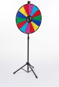 Where to rent COLOR WHEEL, W  FLOOR STAND in Chicago IL