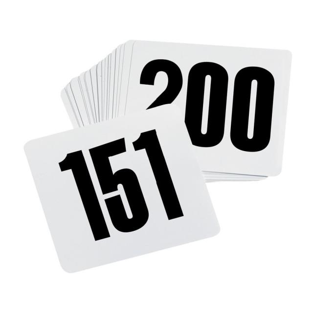 Where to find NUMBERS 151-200 for stand in Chicago