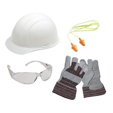 Where to find HARD HAT KIT-Eye, Ear   Gloves in Chicago