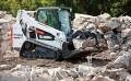 Where to rent LOADER, BOBCAT T-590 TRACK, diesel in Chicago IL