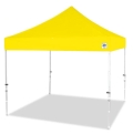 Rental store for CANOPY, 10x10 EZUP YELLOW w 4sandbag in Chicago IL