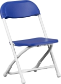 Rental store for CHAIR,  KIDS BLUE FOLDING in Chicago IL