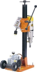 Rental store for CORE DRILL RIG W  VACUM STAND in Chicago IL