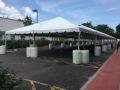 Rental store for 30x 90, WHITE - NAVI-LITE FRAME TENT in Chicago IL