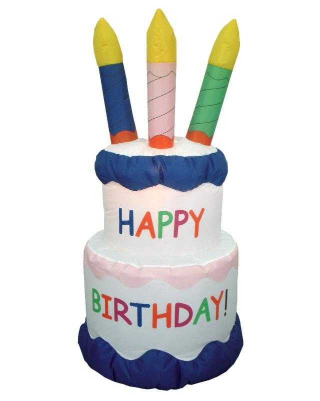 Pleasing Happy Birthday Cake Inflatable Rentals Chicago Il Where To Rent Personalised Birthday Cards Sponlily Jamesorg