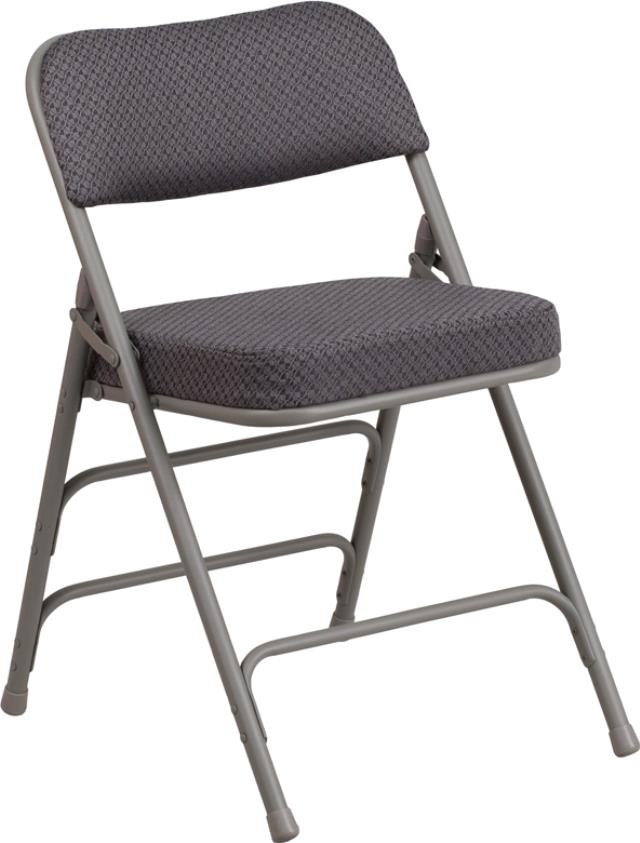 Where to find CHAIR, FOLDING GRAY PADDED in Chicago