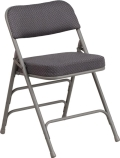 Rental store for CHAIR, FOLDING GRAY PADDED in Chicago IL