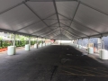 Where to rent 30x150, WHITE - NAVI-LITE FRAME TENT in Chicago IL