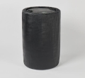 Where to rent PLASTIC BARREL COVER, BLACK in Chicago IL