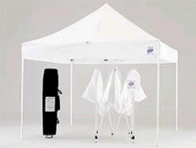 Where to find CANOPY, 10x10 EZUP WHITE COOK TENT in Chicago