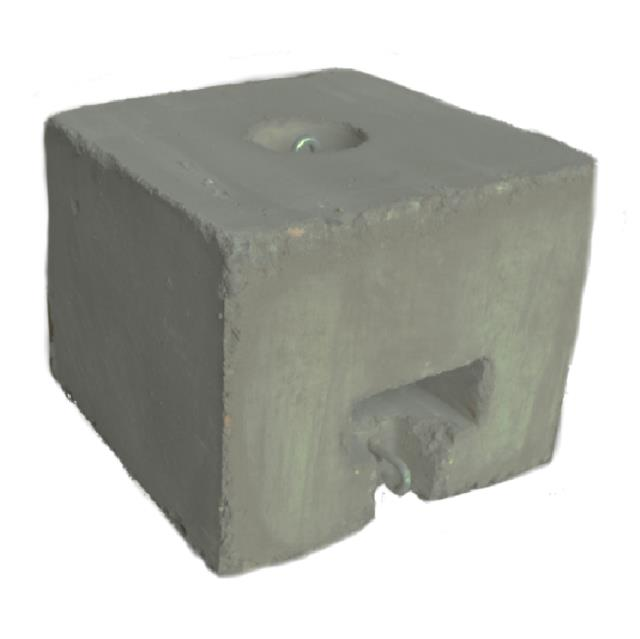 Where to find CONCRETE TENT WEIGHT. 500 lb in Chicago