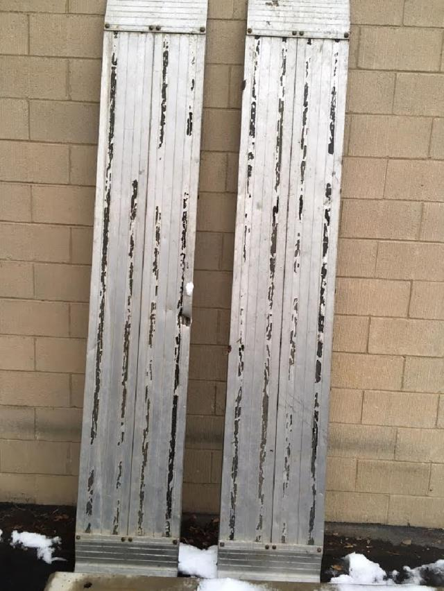 Where to find RAMP, 8 x19  EA. Aluminum in Chicago