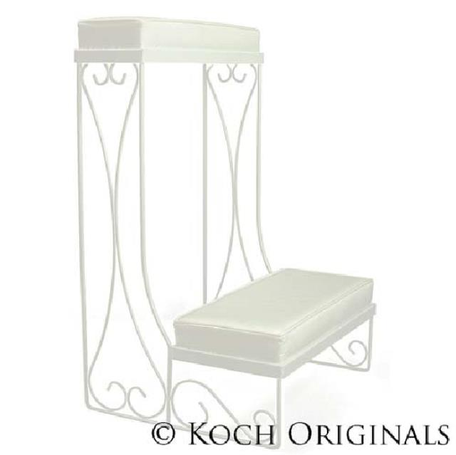 Where to find WEDDING KNEELERS WHITE. PAIR 2 in Chicago