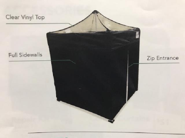 Where to find CANOPY, 5x5 EZUP CHANGING ROOM w 4bag in Chicago