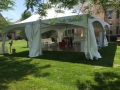 Rental store for 40x 40, HIGH PEAK FRAME TENT in Chicago IL