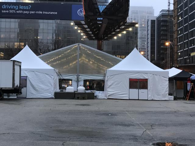 Where to find 10x 20, HIGH PEAK FRAME TENT in Chicago