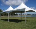 Rental store for 10x 40, HIGH PEAK FRAME TENT in Chicago IL