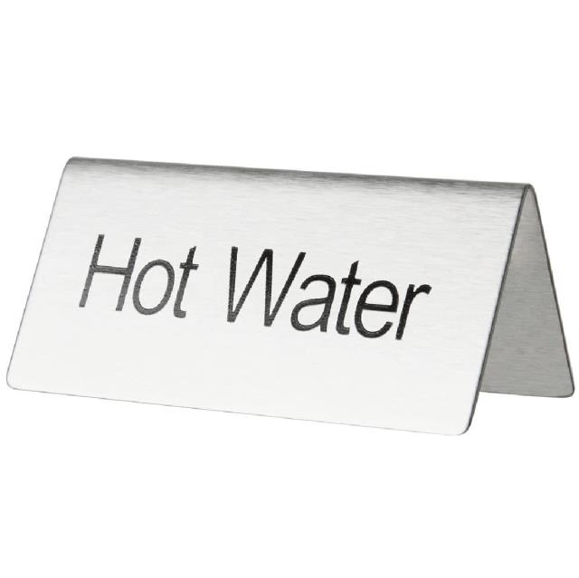 Where to find HOT WATER, TENT SIGN in Chicago