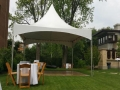 Rental store for 10x 10, HIGH PEAK FRAME TENT in Chicago IL