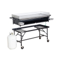 Rental store for GRIDDLE, 20 x 52  L.P. with cart in Chicago IL