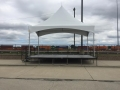 Rental store for 15x 15, HIGH PEAK FRAME TENT in Chicago IL