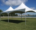 Rental store for 15x 25, HIGH PEAK FRAME TENT in Chicago IL