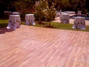 Rent Your Indoor Dance Floor Outdoor Portable Wedding